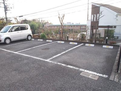 【駐車場】ライネスハイムⅠ
