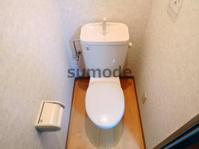 【トイレ】さつきハイム