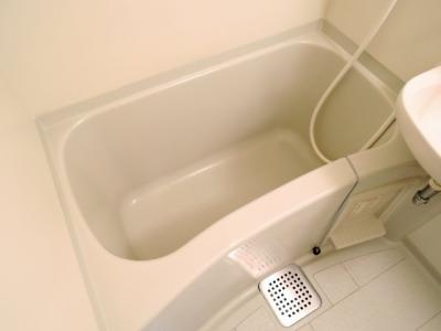 【浴室】さつきハイム