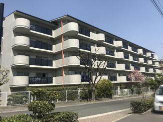 【外観】中古マンション 高の原アーバンコンフォート H棟2階