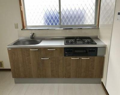 【キッチン】ビアメゾン