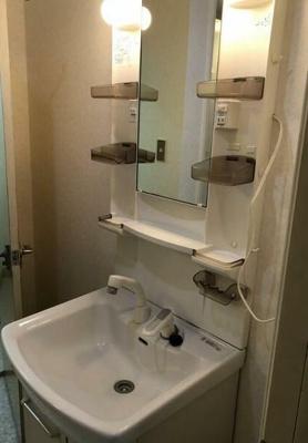 【洗面所】ビアメゾン