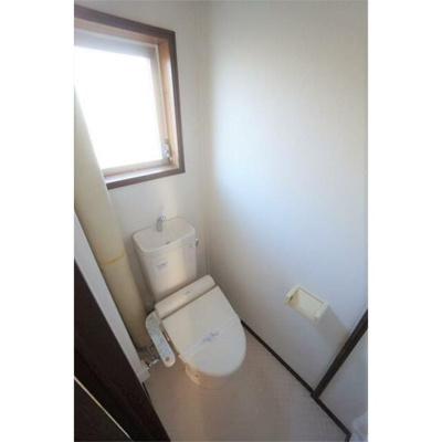 【トイレ】新座団地1街区4号棟