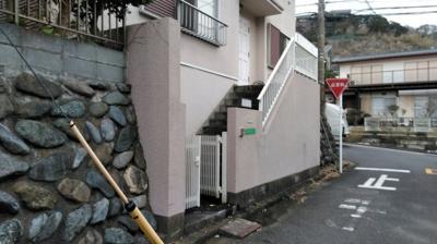 【外観】鎌倉市稲村ケ崎5丁目 戸建