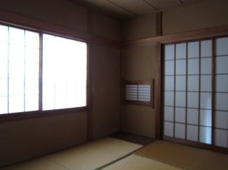 ≪2階和室≫