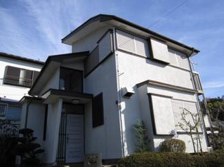≪建物外観≫※建物に関する売主の契約不適合責任及び設備修復義務は免責となります。