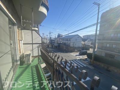【展望】グリーンハイツ六甲