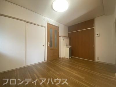 【居間・リビング】グリーンハイツ六甲
