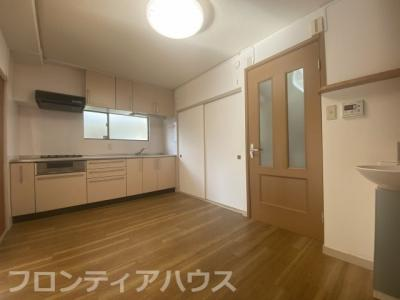 【キッチン】グリーンハイツ六甲