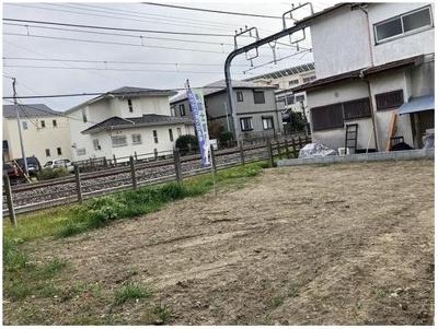 【外観】藤沢市本鵠沼1丁目 売地