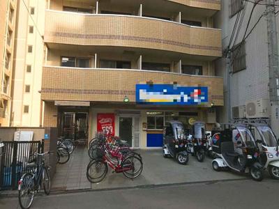 【外観】1階路面 飲食店可 内淡路町 天満橋駅