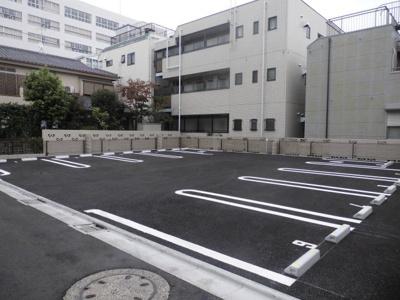 平置き駐車場です(4,850×1,900)