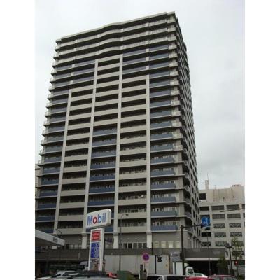 【外観】グローリオタワー横浜元町 407号室