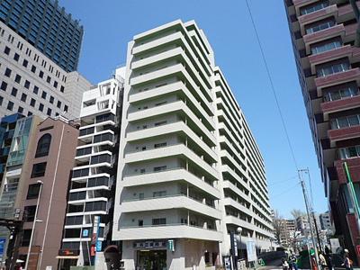 SRC造13階建て、2階部分のお住まいです。