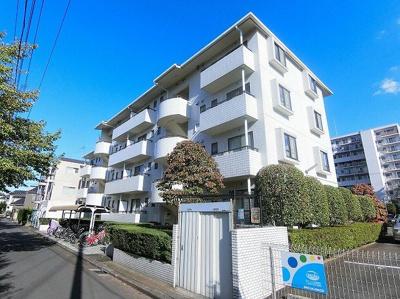東急東横線「大倉山」駅より徒歩圏内!鉄筋コンクリートの4階建てマンションです♪3駅3沿線利用可能で便利な立地です!