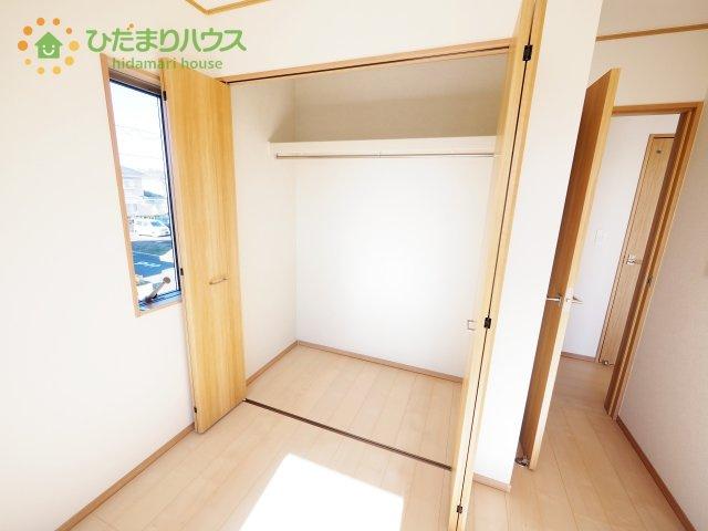 【収納】常陸太田市天神林町 新築戸建 13号棟