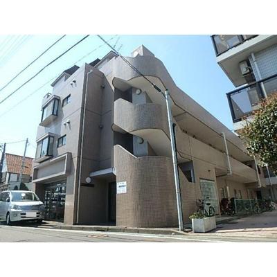 【外観】日宝コート金沢文庫