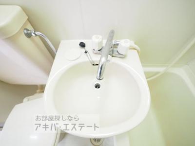【洗面所】シャンテ町屋