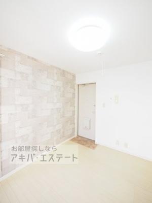 【洋室】シャンテ町屋