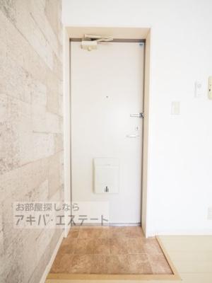 【玄関】シャンテ町屋