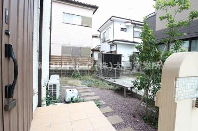 【庭】見沼区大谷の桧家住宅Z空調 築浅戸建