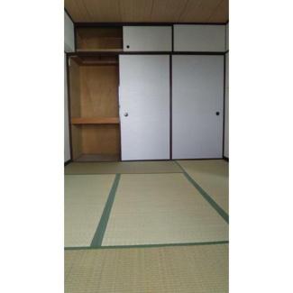 【寝室】天王町スカイハイツ6号棟