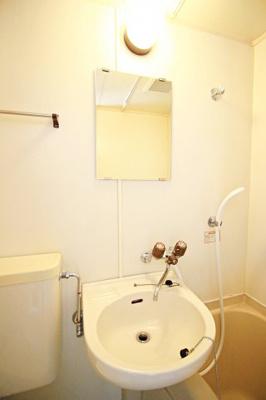 【洗面所】新えびすマンション