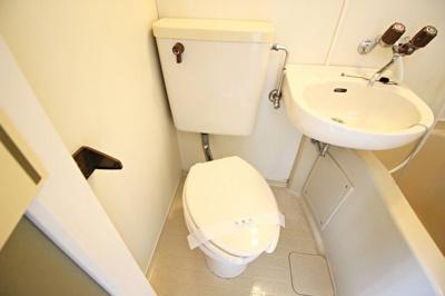 【トイレ】新えびすマンション
