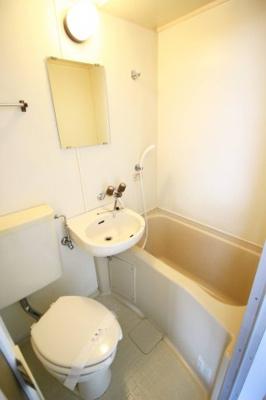 【浴室】新えびすマンション
