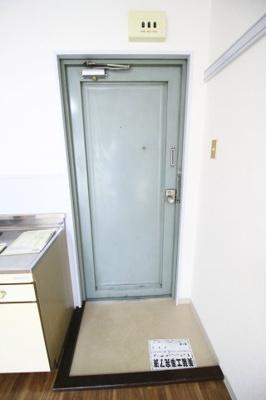 【玄関】新えびすマンション