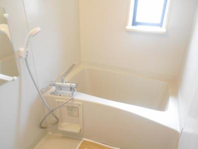【浴室】サンビレッジ立花A.B.C・
