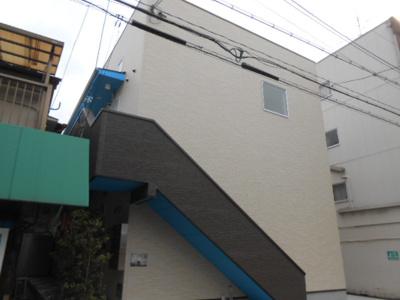 【外観】フローレス壱番館