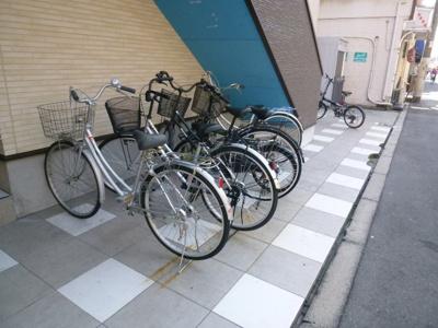 【駐車場】フローレス壱番館
