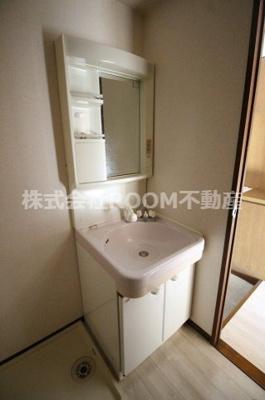 【洗面所】レイソル96
