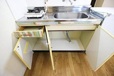 【キッチン】アイディール若江