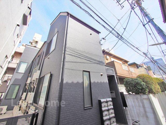 【外観】新宿区四谷坂町