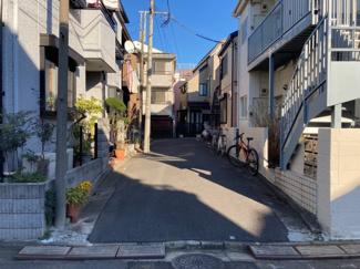 ◇Land◇閑静な住宅街で静かな住環境です。【現地(2021年2月)撮影】