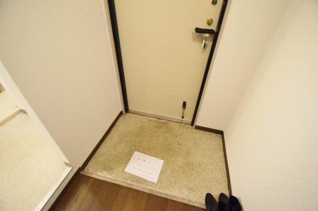 【玄関】みどりマンション