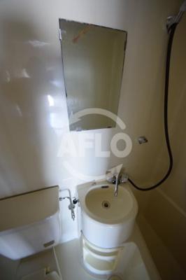 ニューライフ赤坂 洗面台