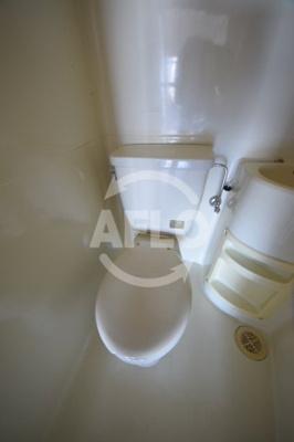 ニューライフ赤坂 トイレ