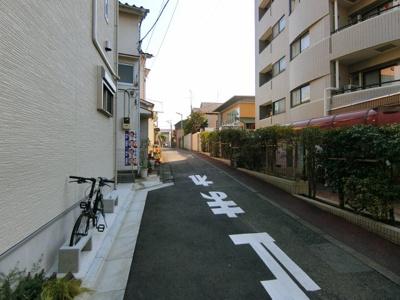 【周辺】東京都世田谷区羽根木1丁目