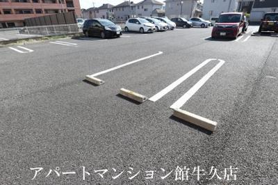 【駐車場】クレアール春日C