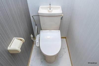 【トイレ】セジュール・タカノ