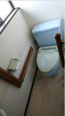 【トイレ】小美玉市小川 中古戸建