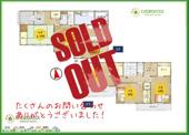 筑西市横島1期 新築戸建 1号棟の画像