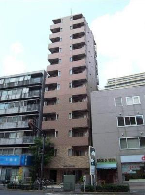 スカイコート新宿曙橋第の外観☆