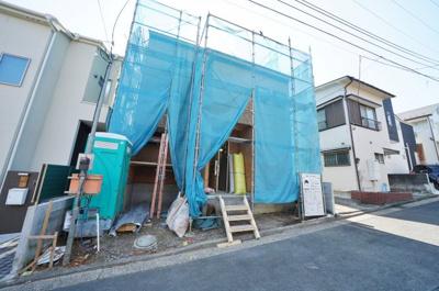 【外観】鎌谷町 新築戸建て