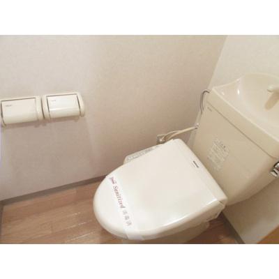 【トイレ】リミエールしろのうち