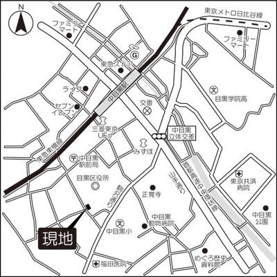 【地図】ケイトガーデン