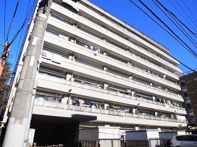 オリエンタル新宿コーポラス 外観です。